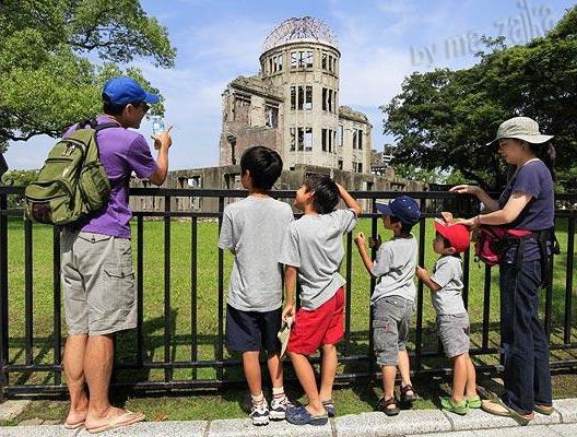 Бомба над Хиросимой