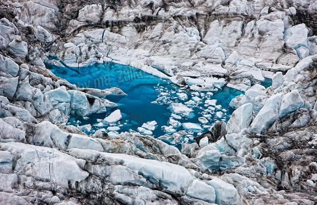 Глобальное потепление: ледники Исландии