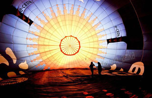 Воздушные шары в Бристоле
