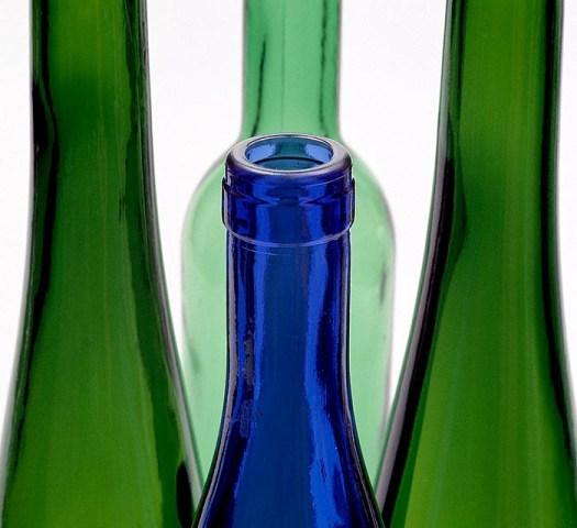 Цвет зелёный бутылочный