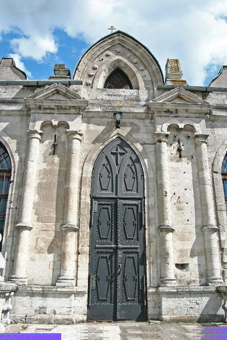 Православная храмовая готика
