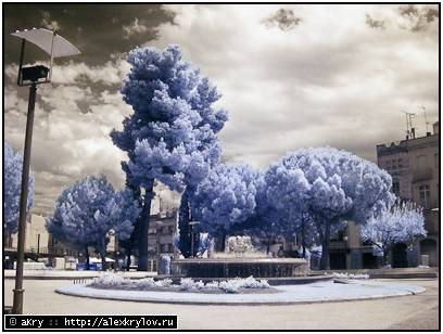 Fujifilm Finepix S700 IR sample 2