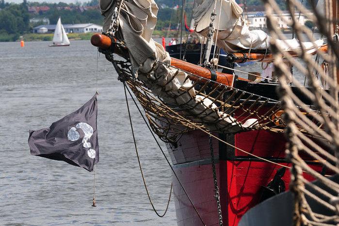 Фестиваль парусных судов Hanse Sail