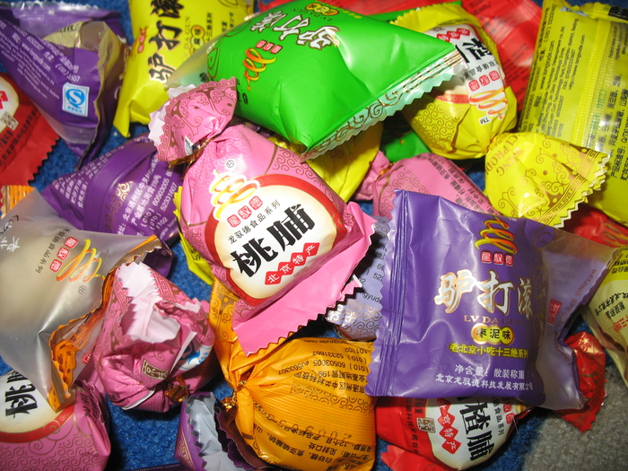 Китайцы страдают от собственных сладостей