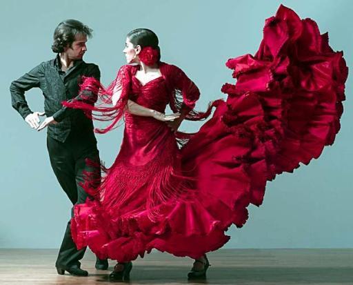 Танго - страстью исполненный