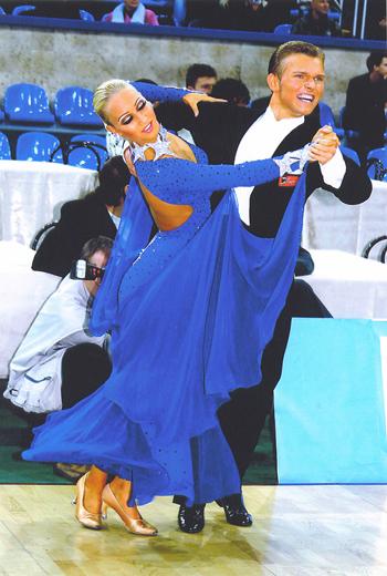 Танцы на все времена Квикстеп