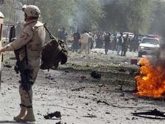 Афганістан-терорист атакував війська НАТО
