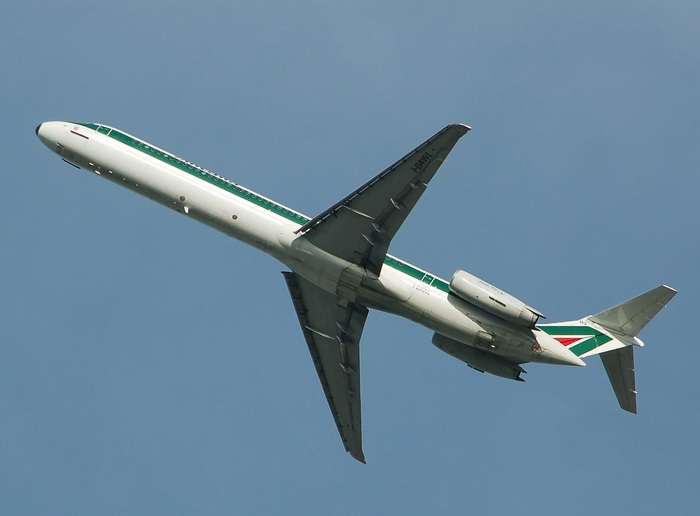 Самолет «McDonnell Douglas
