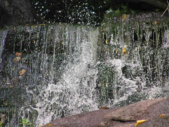 Умань. Софиевский парк. Каскад