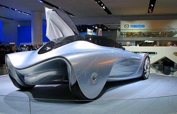 Amazing концепция авто