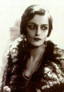 саломея канчели актриса фото