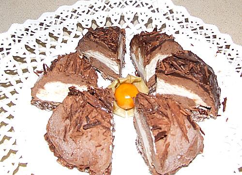 кулинария,рецепты,выпечка,торты,шоколадный торт без муки