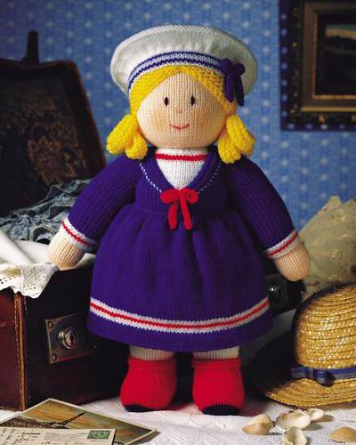 Вязаные куклы(спицы)