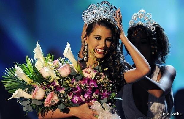 Венесуэлла в предствалении Стефании Фернандес в шестой раз выиграла в конкурсе 'Мисс Вселенная 2009'