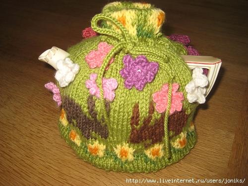 Одежда для чайника