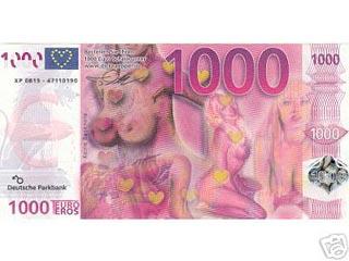 Кто знает, - есть ли купюры по 1000 евро?. Обсуждение на ...
