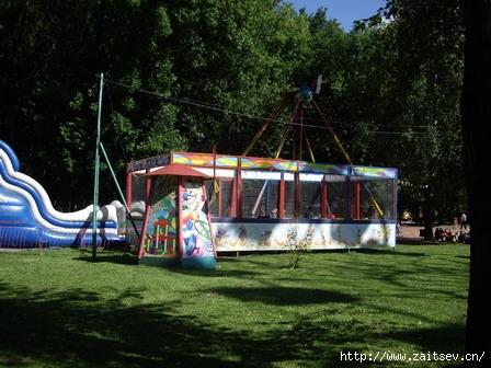 Мытищи Парк культуры и отдыха Аттракционы С сайта zaitsev.cn Дмитрий Зайцев