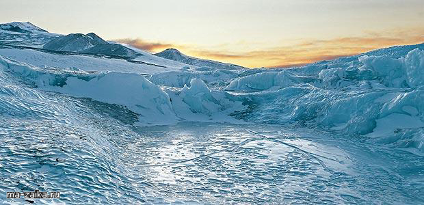 Красота Антарктики