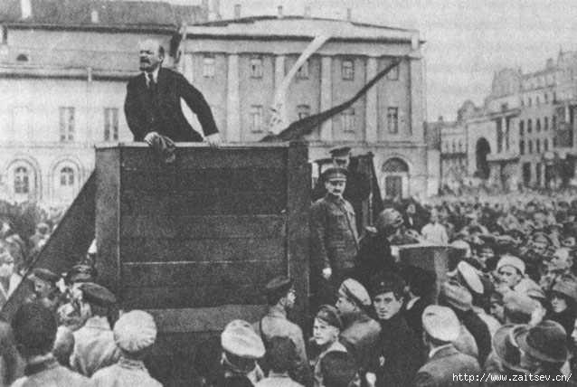 Владимир Ильич Ленин Фото с сайта zaitsev.cn