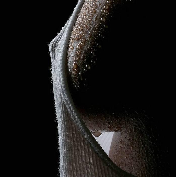 мурашки на груди секс