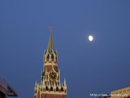 Москва День города Кремль Фото с сайта zaitsev.cn Дмитрий Зайцев
