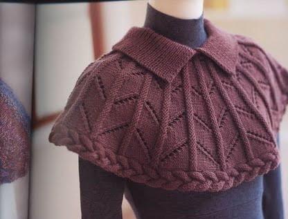 рукоделие,своими руками,вязание,вязание на спицах,хобби,одежда,пончо