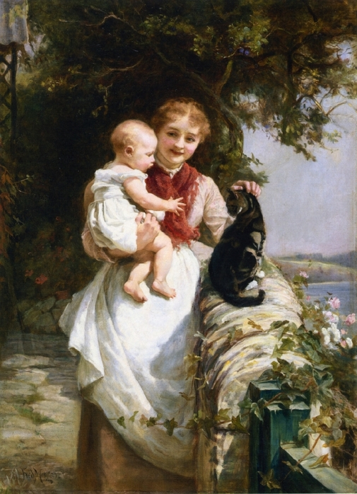 Frederick MORGAN resimleri