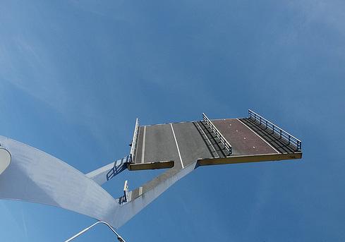 Летающий мост, Леуварден
