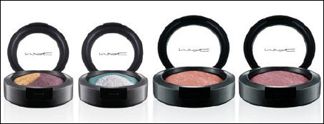 MAC Holiday 09: Magic, Mirth and Mischief Colour Collection