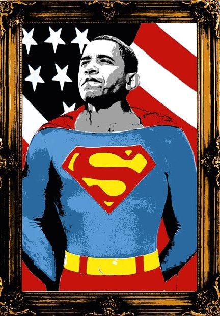 Обаму заказывали: книга оригинальных плакатов с американким президентом