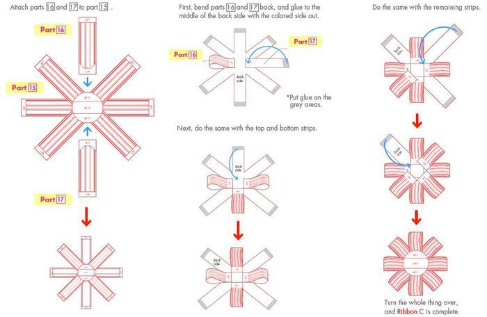 как сделать круглую коробку