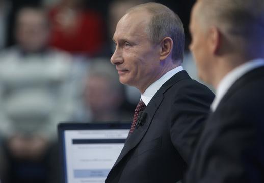 Разговор с Владимиром Путиным. продолжение. Фото с официального сайта Председателя правительства РФ premier.gov.ru