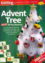 Advent Tree by Alan Dart