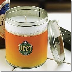 Свеча  пиво