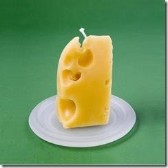 Свеча  сыр