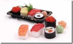 Свеча - суши