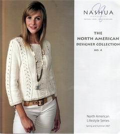Nashua Hand Knits - North American Designer Collection No.4