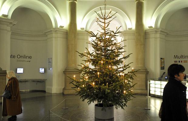 Tate Britain елки за многие года...