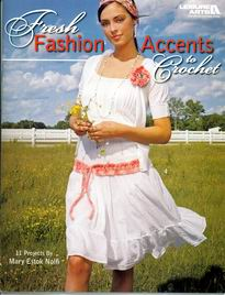 Fresh Fashion Accents to Crochet