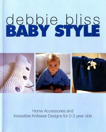 Baby Style: Home Accessories and Irresistible Knitwear Design