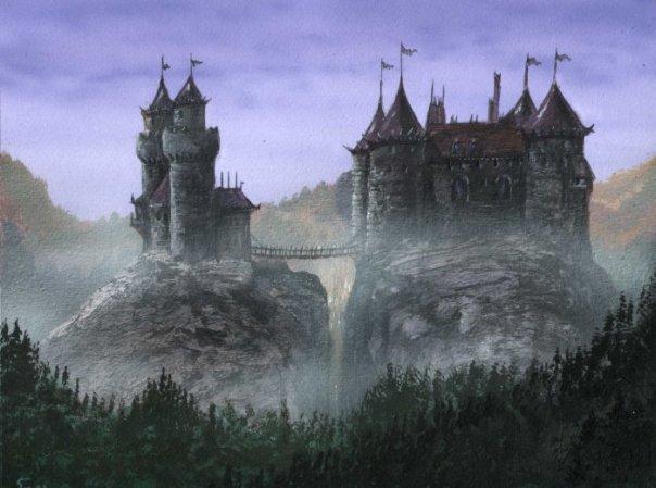 Средневековые замки,