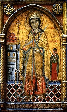 Великомученица Варвара (272x450, 64Kb)