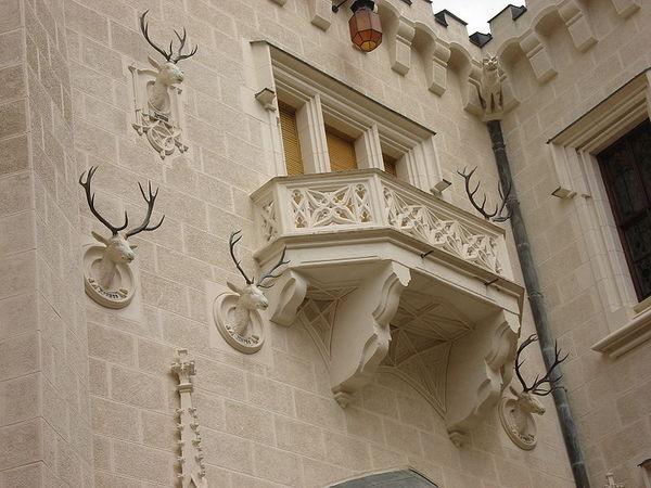 Замок Глубока над Влтавой (The Hluboka Castle) 52976