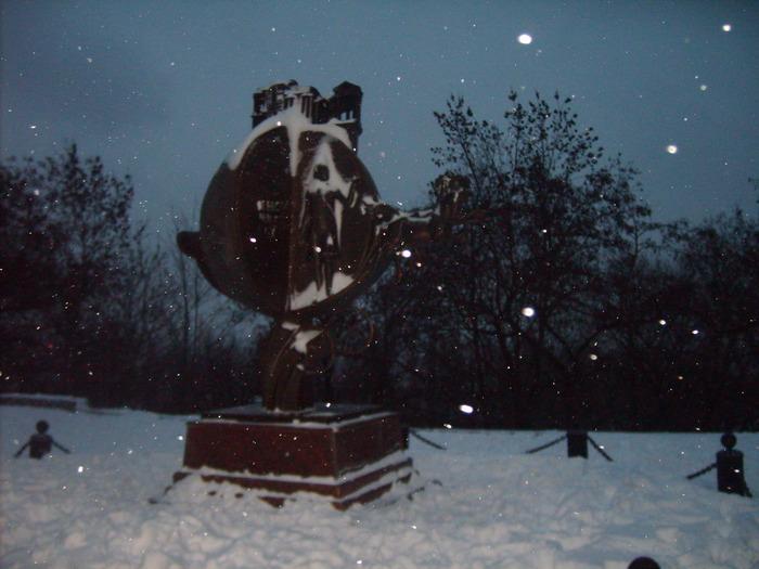 памятник взятке, одесса