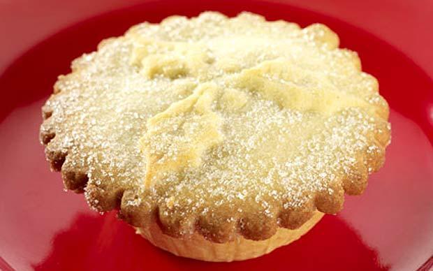 Рождественские пирожки: выглядит аппетитно.