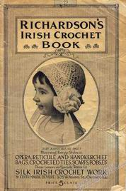 Richardson's Irish Crochet Book