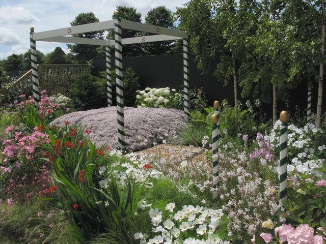 Сады шести жён Генриха VIII в Хэмптон-корте 51978