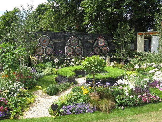 Сады шести жён Генриха VIII в Хэмптон-корте 98224