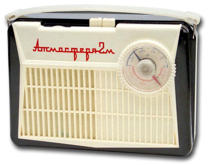 Портативный радиоприёмник 4