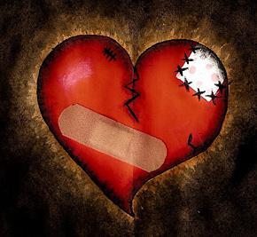 Сердце гибнет